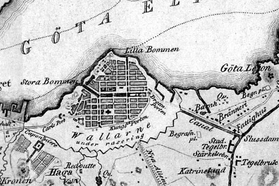 Svensk Historia Goteborg