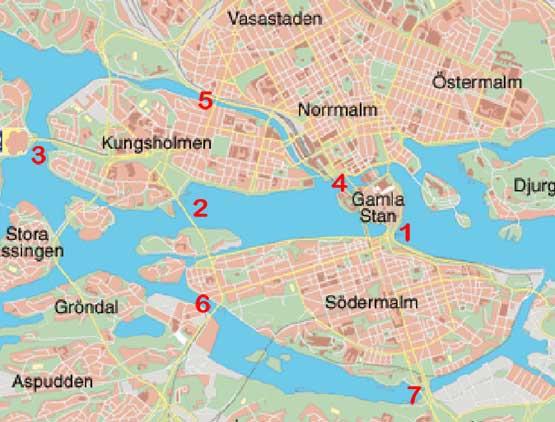 Svensk Historia Stockholm 3