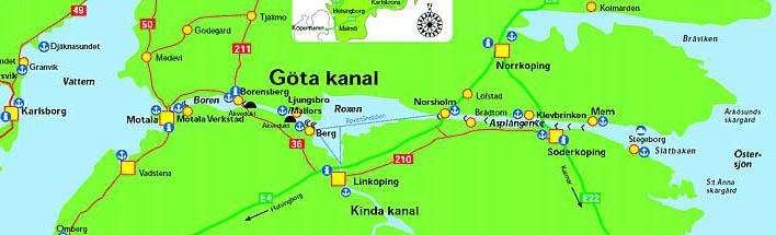 Svensk Historia Kanaler