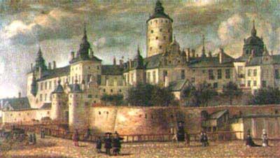 stockholm slott brand